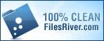 100% clean FilesRiver